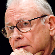 """Lee Hamilton. Panel: FAA Response on 9/11. The 9/11 Commission's 12th public hearing on """"The 9/11 Plot"""" and """"National Crisis Management"""" was held June 16-17, 2004, in Washington, DC."""