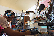 In Bina Hill, Annai village (North Rupununi, Guyana), the community created a local radio, which became the most followed in the area. It is used to spread out music, news, local messages and inform about social meetings.