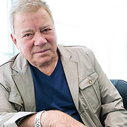 Actor William Shatner and Star Trek star and icon. A+E Networks & Mischief Management present AlienCon Los Angeles 2019.