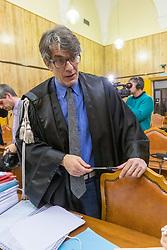 PM ANDREA MAGGIONI<br /> UDIENZA PROCESSO IGOR VACLAVIC NORBERT FEHER A FERRARA