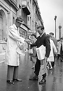 It was just another paper sold on O'Connell Street for Joe Treacy until he looked up at the customer: James Stewart.<br /> <br /> 1st August 1962<br /> <br /> 01/08/1962