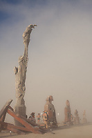 If you know the name of this piece please comment below or email me. My Burning Man 2018 Photos:<br />