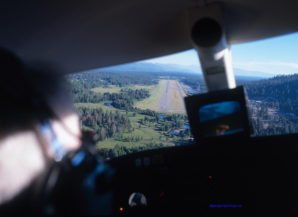 Lear Cockpit