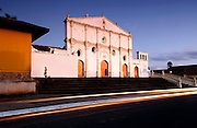 The 17th century San Francisco Convent/Museum and Cathedral in Granda is the oldest standing church facade in Nicaragua.