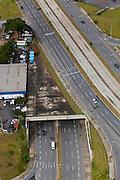 Belo Horizonte_MG, Brasil..Imagem aerea da duplicacao da Avenida Antonio Carlos em Belo Horizonte,  Minas Gerais.  ..Aerial image of the duplication of Avenida Antonio Carlos in Belo Horizonte, Minas Gerais...Foto: BRUNO MAGALHAES / NITRO