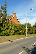 Suburban Road, Southern England