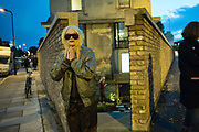 PAM HOGG, Miss Sue Webster hosts the launch of her book <br /> 'I Was a Teenage Banshee' The Mole House , Dalston. 17 October 2019