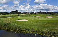 ZWOLLE - Hole 7,  Golfclub Zwolle. FOTO KOEN SUYK