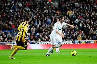 20120128: MADRID, SPAIN - Santiago bernabeu Stadium. Madrid. Spain. Football match between Real Madrid CF and  Real Zaragoza. BBVA League.<br /> PHOTO: CITYFILES