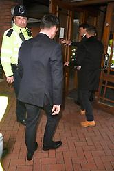 Ant Mcpartlin arrives at wimbledon magistrates court for drink driving.<br /><br />16 April 2018.<br /><br />Please byline: Vantagenews.com