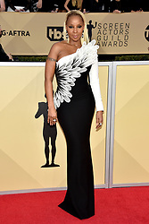 Mary J. Blige attends the 24th Annual Screen Actors Guild Awards at the Shrine Auditorium on January 21, 2018 in Los Angeles, California. Photo by Lionel Hahn/ABACAPRESS.COM