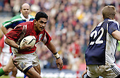 2005 0305 Rugby Aid Game Twickenham. UK