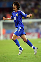 '†'ºr•ã/ Shunsuke Nakamura (JPN), <br /> JUNE 22, 2005 - Football : FIFA Confederations Cup Germany 2005-Group B- between Japan 2-2 Brazil in at the FIFA World Cup Stadium, Cologne, Cologne, Germa<br /> (Photo by AFLO SPORT/Digitalsport<br /> Norway only