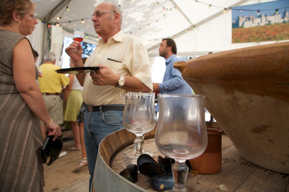 wine tasting event South France Languedoc