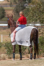 Werth Isabell (GER) - Gigolo FRH<br /> Olympic Games Sydney 2000<br /> © Dirk Caremans
