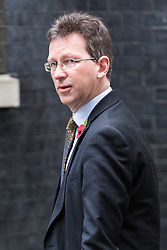 London, October 31 2017. Attorney General Jeremy Wright attends the UK cabinet meeting at Downing Street. © Paul Davey