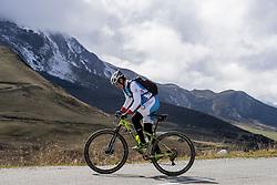 16-09-2017 FRA: BvdGF Tour du Mont Blanc day 7, Beaufort<br /> De laatste etappe waar we starten eindigen we ook weer naar een prachtige route langs de Mt. Blanc / Gorka