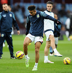 Aston Villa's Callum Robinson  - Photo mandatory by-line: Joe Meredith/JMP - Mobile: 07966 386802 - 20/12/2014 - SPORT - football - Birmingham - Villa Park - Aston Villa v Manchester United - Barclays Premier League