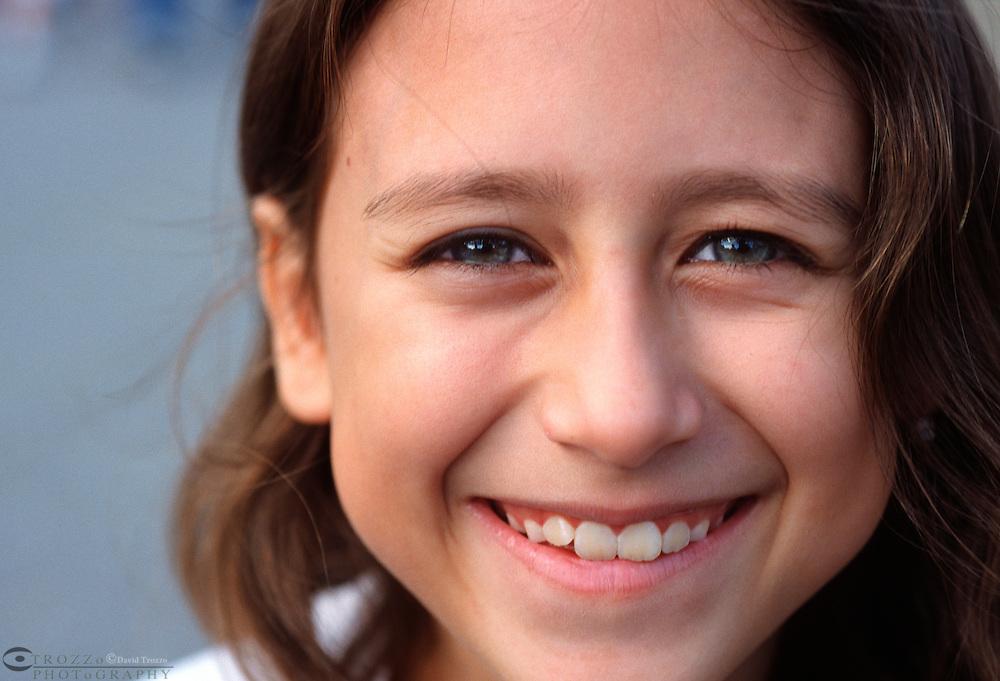 girl, peruvian american hispanic caucasion decent