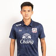 THAILAND - JUNE 07: Suparvee Miparthang #13 of Suphan Buri FC on June 07, 2019.<br /> .<br /> .<br /> .<br /> (Photo by: Naratip Golf Srisupab/SEALs Sports Images/MB Media Solutions)