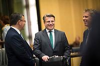DEU, Deutschland, Germany, Berlin, 21.09.2018: Bayerns Justizminister Prof. Dr. Winfried Bausback (CSU) während einer Sitzung im Bundesrat.