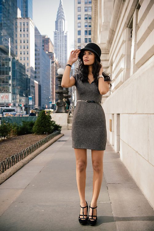 Fashion and lifestyle editorial photo shoot in NYC