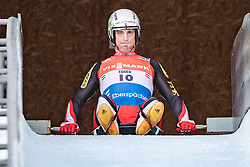03.11.2016, Olympia Eisbahn Igls, Innsbruck, AUT, OeRV, Medientermin, im Bild Reinhard Egger (AUT) // Reinhard Egger (AUT) during a Media Event of the Austrian Luge Federation as Preview for the FIL Luge World Championships 2017 at the Olympia Eisbahn Igls in Innsbruck, Austria on 2016/11/03. EXPA Pictures © 2016, PhotoCredit: EXPA/ Johann Groder