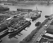 "Ackroyd 20272-3 ""Schnitzer Industries. Aerials International Terminals Dock. September 30, 1977"""