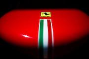 May 20-24, 2015: Monaco - Ferrari nose detail