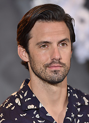 """Photo Call For STX Films' """"Second Act"""" Four Seasons Hotel Los Angeles at Beverly Hills, Los Angeles, California. 09 Dec 2018 Pictured: Milo Ventimiglia. Photo credit: AXELLE/BAUER-GRIFFIN / MEGA TheMegaAgency.com +1 888 505 6342"""