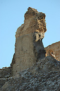 Israel, Sodom, near the southern part of the Dead Sea, Lot's wife rock
