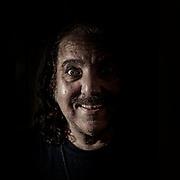 Ron Jeremy Portrait