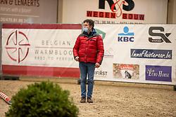 056, Smokey Fields RB<br /> BWP Hengstenkeuring 2021<br /> © Hippo Foto - Dirk Caremans<br />  11/01/2021