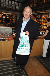 SIR TERENCE CONRAN at a party to celebrate the publication of The New English Table by Rose Prince held at The Daunt Bookshop, Marylebone High Street, London on 9th April 2007.<br /><br />NON EXCLUSIVE - WORLD RIGHTS