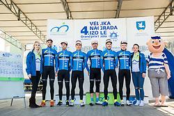 EIBEGGER Markus, KVASINA Matija (CRO) of Team Felbermayr Simplon Wels, RABITSCH Stephan (AUT) of Team Felbermayr Simplon Wels, ZOIDL Riccardo (AUT) of Team Felbermayr Simplon Wels, LEHNER Daniel (AUT) of Team Felbermayr Simplon Wels, SCHLEMMER Lukas during the UCI Class 1.2 professional race 4th Grand Prix Izola, on February 26, 2017 in Izola / Isola, Slovenia. Photo by Vid Ponikvar / Sportida