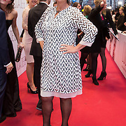 NLD/Amsterdam//20140330 - Filmpremiere Lucia de B. , Annet Malherbe