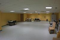 LISBOA-20 OUTUBRO:PHOTOGRAPHERS ROOM (sala de fotografos) do Est‡dio Alvalade XXI¼ casa da equipa da super liga do Sporting C.P. e que vai albergar o EURO 2004, 20-10-03 19:45 no est‡dio Alvalade XXI.<br />(PHOTO BY: AFCD/NUNO ALEGRIA)
