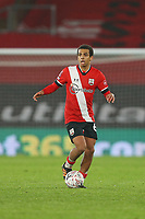 Football - 2020 / 2021 Emirates FA Cup - Round Three - Southampton vs. Shrewsbury Town - St Mary's Stadium<br /> <br /> Southampton's Caleb Watts in action during the FA Cup tie at St Mary's Stadium Southampton<br /> <br /> COLORSPORT/SHAUN BOGGUST
