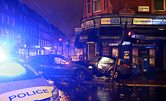 Police Chase Central London
