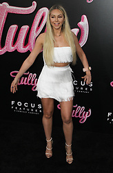 """""""Tully"""" Premiere at The Regal Cinemas in Los Angeles, California on 4/18/18. 18 Apr 2018 Pictured: Corinne Olympios. Photo credit: River / MEGA TheMegaAgency.com +1 888 505 6342"""