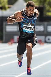 adidas Grand Prix Diamond League Track & Field: Men's 100m, Keston Bledman, TTO