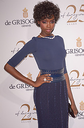 Maria Borges attending the DeGrisogono party during the 71st Cannes Film Festival in Antibes, France, on May 15, 2018. Photo by Julien Reynaud/APS-Medias/ABACAPRESS.COM