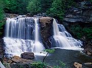 Blackwater Falls, Blackwater Falls State Park, West Virginia.