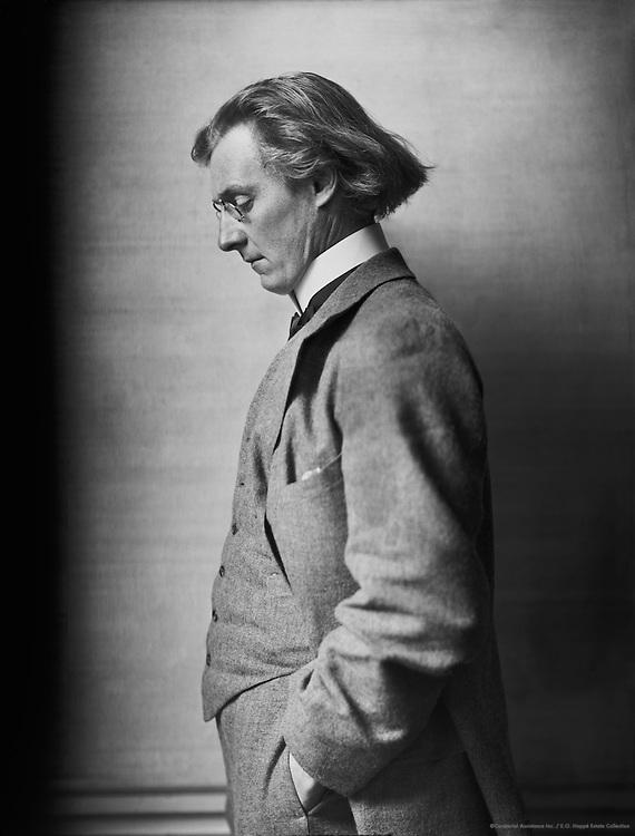 Edwin Gordon Craig, English Author, Actor and Theatre Theorist, 1920