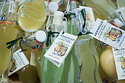 Italian liqueur, Riomaggiore, Cinque Terre, Liguria, Italy