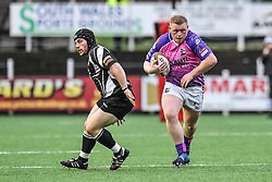 Pontypridd's Kieran Assiratti in action during todays match - Mandatory by-line: Craig Thomas/Replay images - 30/12/2017 - RUGBY - Sardis Road - Pontypridd, Wales - Pontypridd v Bedwas - Principality Premiership