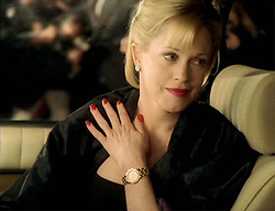 Nov 02, 2003; Madrid, Spain; (FILE PHOTO) Film still of MELANIE GRIFFITH promoting Spain's leading watch brand 'Viceroy'..  (Credit Image: Remi Agency/ZUMAPRESS.com)