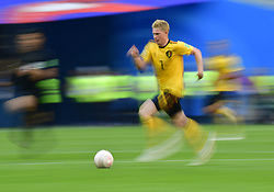 July 14, 2018 - Saint Petersbourg, Russie - SAINT PETERSBURG, RUSSIA - JULY 14 : Kevin De Bruyne forward of Belgium during the FIFA 2018 World Cup Russia Play-off for third place match between Belgium and England at the Saint Petersburg Stadium on July 14, 2018 in Saint Petersburg, Russia, 14/07/18 (Credit Image: © Panoramic via ZUMA Press)