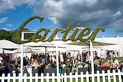 Cartier International Polo. Smiths Lawn. Windsor. 24 July 2011. <br /> <br />  , -DO NOT ARCHIVE-© Copyright Photograph by Dafydd Jones. 248 Clapham Rd. London SW9 0PZ. Tel 0207 820 0771. www.dafjones.com.