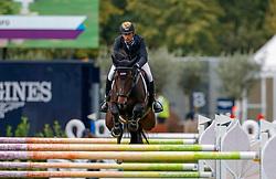 Fernandez Saro Manuel, ESP, Jarlin de Torres<br /> European Championship Riesenbeck 2021<br /> © Hippo Foto - Dirk Caremans<br /> 02/09/2021